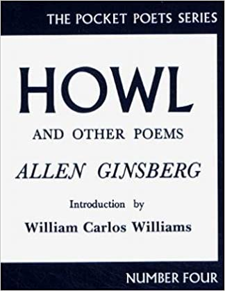 Howl And Other Poems City Lights Pocket Poets Series Band 4 Amazon