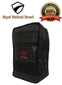 First Aid Kit: Small & Light for Car, home, survival and more