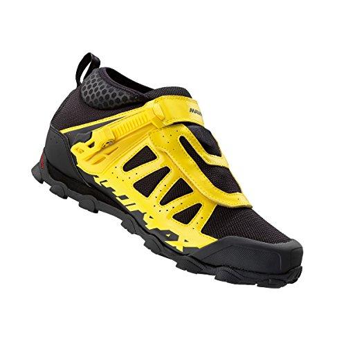 UPC 887850762223, Mavic Crossmax XL Pro Shoes, Yellow/Black, Size 12.5