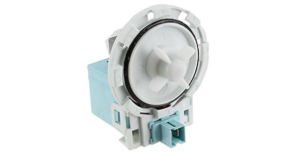 Amazon.com: Spares2go Base de bomba de drenaje para lavadora ...