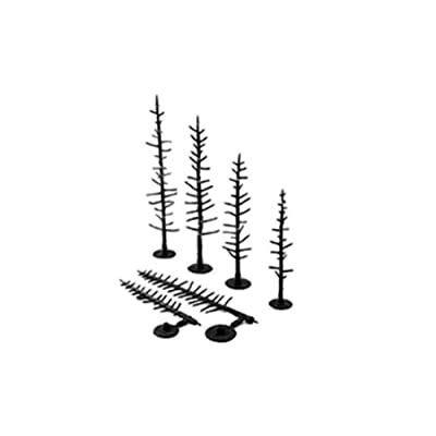 Woodland Scenics TR1125 Pine Tree Armatures (44): Toys & Games
