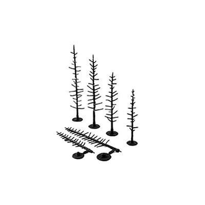Woodland Scenics TR1125 Pine Tree Armatures (44): Toys & Games