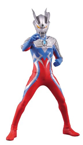 Ultraman Zero Project BM 33 Action Doll by Medicom Toy