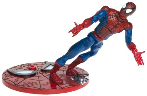 Spider-Man Classics Action Figure Spider-Man w/ Reprint ASM #301