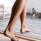 FUS Bathtub Stickers Non-Slip Shower Treads 12 Anti