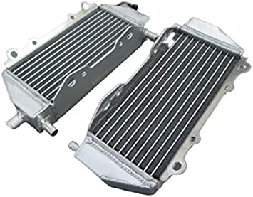 Aluminum Radiator for KAWASAKI KX125//KX250 1994 1995 1996 1997 1998 94 95 96 97