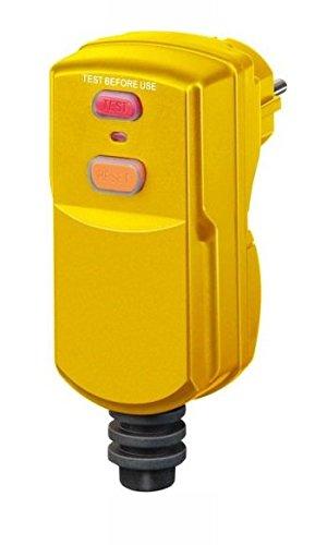 4 opinioni per Brennenstuhl BDI-S 30 IP54 2P circuit breaker- circuit breakers (16 A, Yellow)