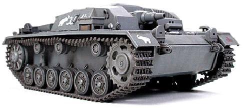 Sturmgeschütz III Ausführung B Sd.Kf. 142