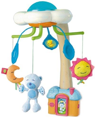 Nenuco Baby – Móvil músical con radiocontrol (Famosa 700010796)