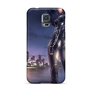 GJp198nAny Case Cover Protector For Galaxy S5 Ghost In The Shell Major Case