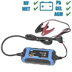 Guede Gab 12V-1,5A 85140 Automatikladegerät, Batterieüberwachung ...