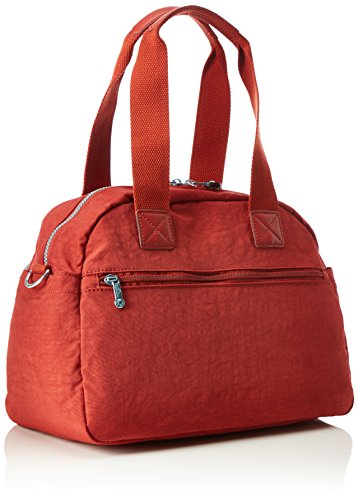 Handle 78g Defea Women's Bag Red Rust Kipling Top Red BFqOztw