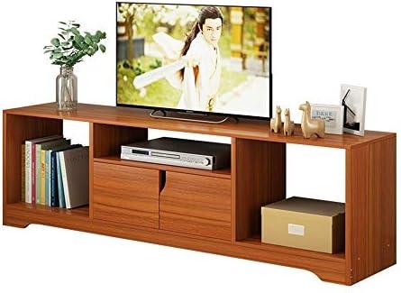 Estilo Europeo, El Soporte De Mueble De TV Media Console Gabinete For La Sala Añadir Estilo a su Hogar (Color : Marrón, tamaño : 140x41x30cm): Amazon.es: Hogar
