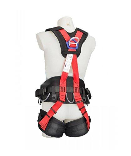 Arnés seguridad trabajo cuerpo entero - Maxi Confort - 5 puntos de ...