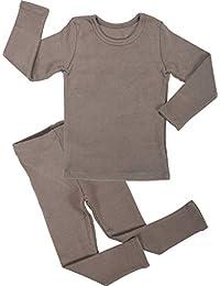 Baby Boys Girls Pajama Set 6M-8T Kids Toddler Snug fit...