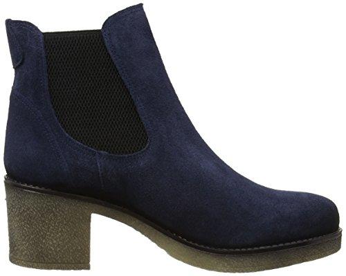 Di Blue Pinto Lucy Blu Frauen Chelsea 03 Boots Blue wqHqzd