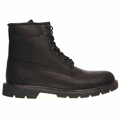 Timberland Men's Classic 6'' Basic Boot Waterproof Boots,Briar Smooth Leather,9 M US by Timberland (Image #1)