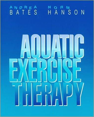 Aquatic Exercise Therapy, 1e: 9780721656816: Medicine & Health ...