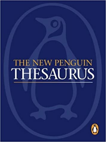 New Penguin Thesaurus In A To Z Form: Rosalind Fergusson