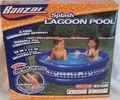Banzai Splash Lagoon Pool