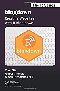 Amazon com: bookdown: Authoring Books and Technical Documents with R