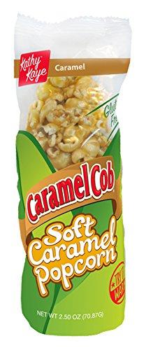 Caramel Cob Popcorn, Classic Caramel, 2.5 Ounce (Pack of 16)