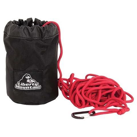 Liberty Mountain 371486 Easy to Throw Bear Bag Hanging Kit - Throw Rope Bag