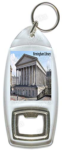 Llavero abrebotellas de recuerdo de Birmingham Town Hall ...