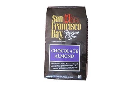San Francisco Bay Coffee Chocolate Almond Whole Bean - 12oz