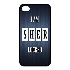 CSKFUCool Custom BBC TV Plays SHERLOCK iphone 6 5.5 plus iphone 6 5.5 plus Case Cover ,Plastic Shell Hard Back Cases For Fans At CBRL007