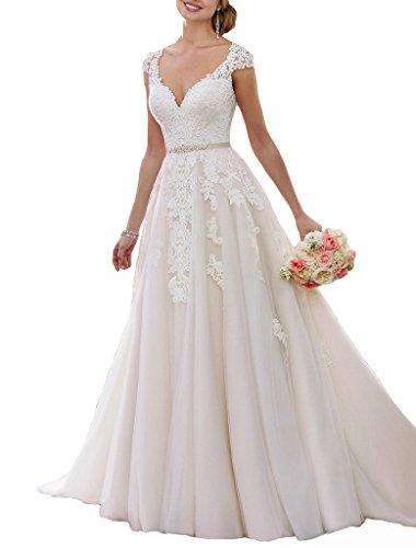 Hippie Bridal Dresses - 5