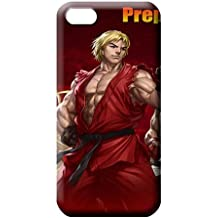 Eco-friendly Packaging Back First-class Street Fighter Cell Phone Carrying Skins iPhone 7