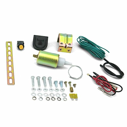 AutoLoc Power Accessories 9701 Power Trunk/Hatch Release (Power Trunk)