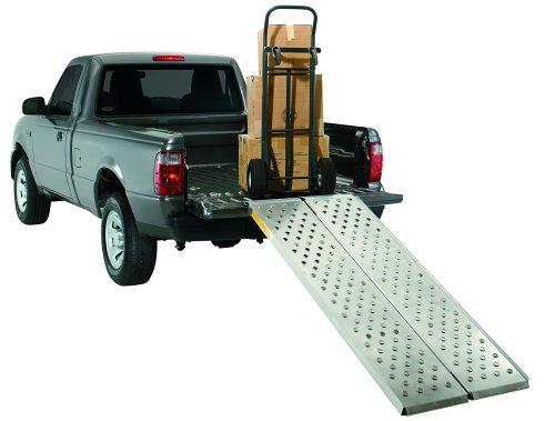 1500-Pound Capacity Lund 602006 Bi-Fold 77 Loading Ramp