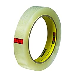 Scotch Transparent Tape, 3/4 x 2592 Inches, 3 Inch Core, 2 Rolls (600-2P34-72)
