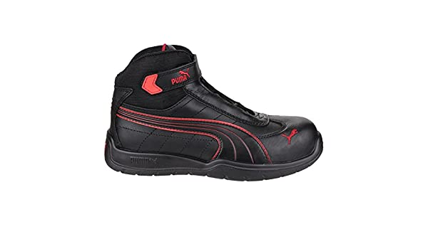 Puma Safety Daytona Mid - Botas de seguridad: Amazon.es: Zapatos y complementos