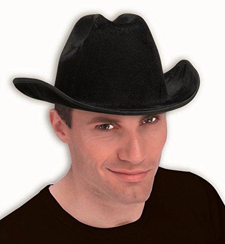 Forum Black Felt Cowboy