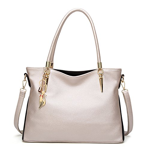 Moda Borse Da Donna Shopping Bag Borse A Tracolla Donna Messenger Bag White