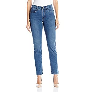 Lee Women's Easy Fit  Slim Straight-Leg Jean
