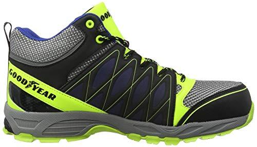 Gybt1533 Year Multicolore Sécurité Hommes Good Chaussures Multi S1p YF1xTw1