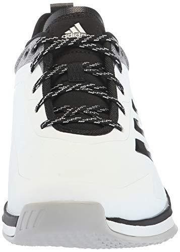 carbon White Speed Originals Uomo Da Trainer 4 1767 Crystal black Adidas xFqw04z5Tx