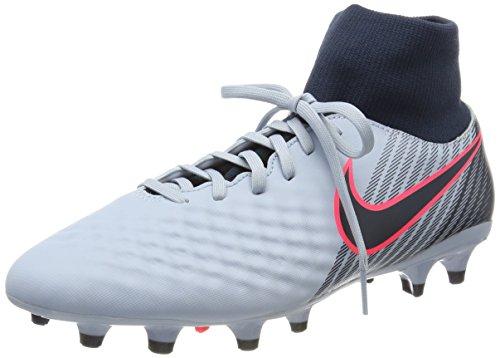Nike Herren Magista Onda Ii Dynamic Fit (Fg) Fußballschuhe Blau (Light Armory Blue/Armory Navy-Armory blue-Hot Punch)