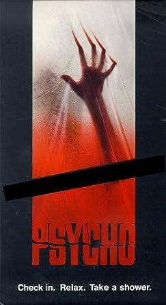 Psycho [VHS]