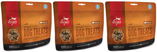 Orijen Freeze Dried Wild Boar Dog Treats, 3.25 Ounces Per Pack (3 Pack) ()