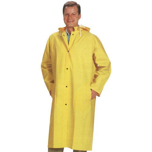 All Purpose Jacket - Protective Industrial Products Men's All Purpose Rain Coat - 3X-Large
