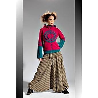 Chic Vêtement Baba Femme Cool Manteau Veste Hippie Ethnique vOax7p
