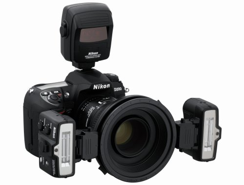 Nikon R1C1 Wireless Close-Up Speedlight Kit for Nikon Digital SLR Cameras