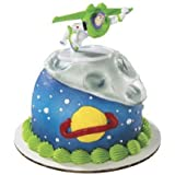 Toy Story 3 Buzz Flying Petite Cake Topper [Toy]