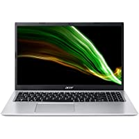 """Acer Aspire 1 A114-33-C1Y7 14"""" FHD Light Weight Laptop With Preloaded 1 Year Microsoft Office 365 Personal,Silver"""