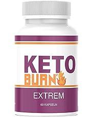 HelloNutrition KETO BURN capsules, voor mannen en vrouwen, met hoogwaardige natuurlijke ingrediënten, snel en sterk, succes